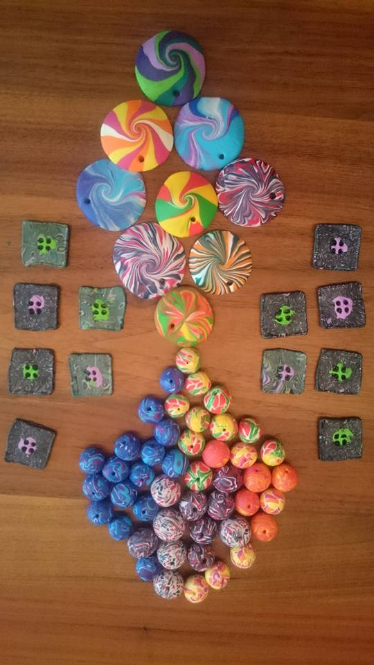 FIMO-Bead-and-Button-Making-1