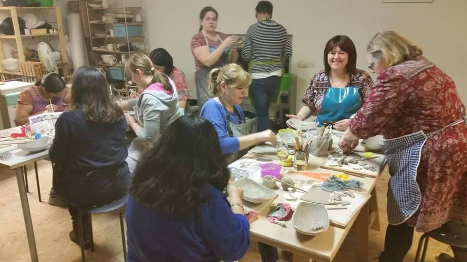 Pottery-Session