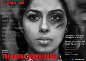 IWI Basle members both participated in this Basel production of the Vagina Monologues and helped out on the door.